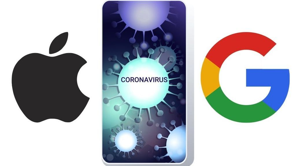 Apple Google Coronavirus contact tracing