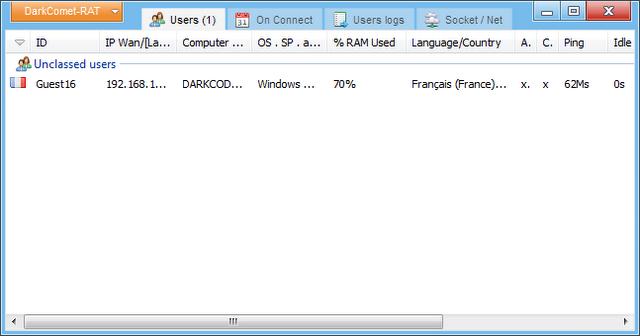 Download DarkComet RAT v5 1 | Hack Reports