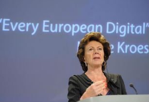 European Commissioner laptop Hacked