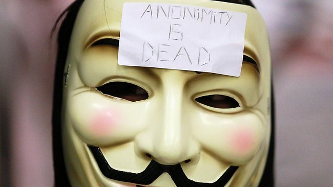 Anonymous Hacked NSA