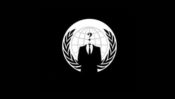 Anonymous Hacked Ukrainian Government