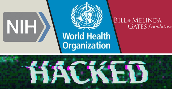 25,000 Email Accounts from WHO, Gates Foundation, World Bank, NIH, WIV Leaked