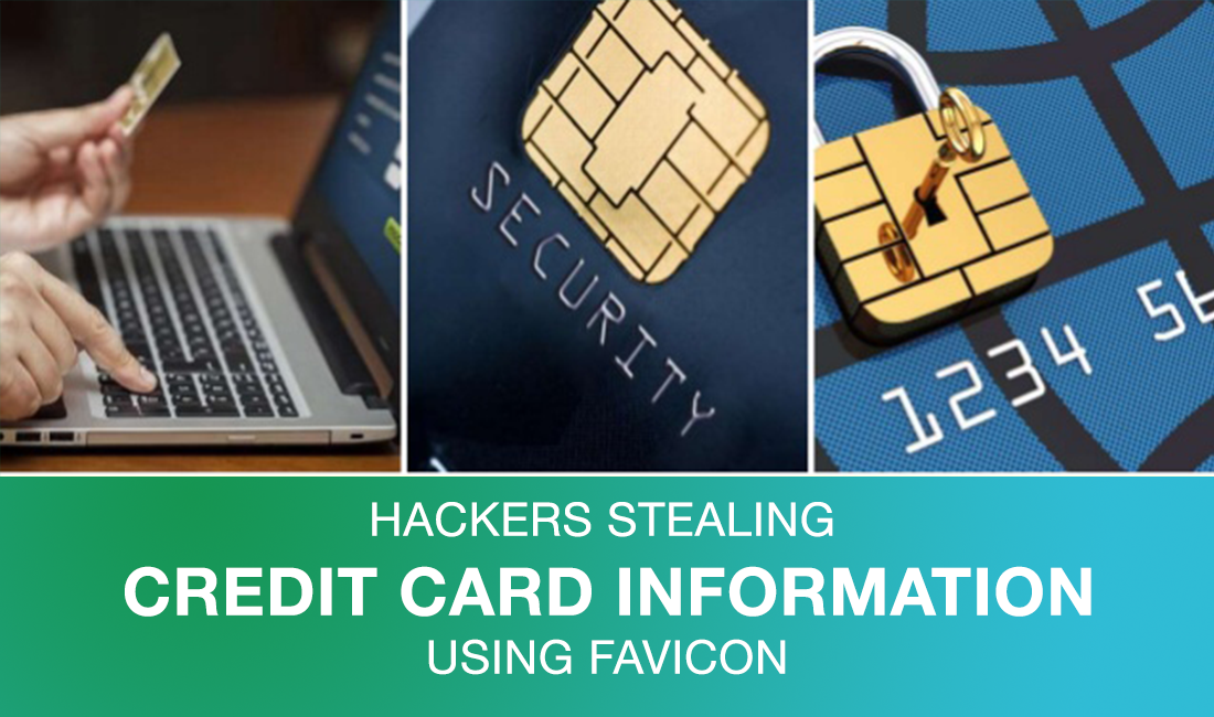 Hackers Are Now Stealing Credit Card Information from Favicon Image's EXIF Metadata