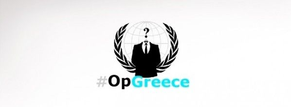 Greek finance ministry hack by Anonymous