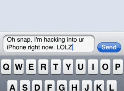 iPhone Bug Allows SMS Spoofing