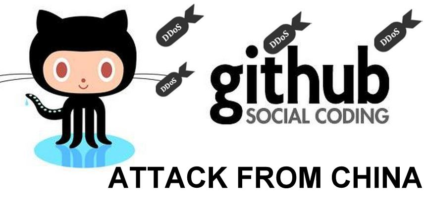 GITHUB ATTACKED AGAIN - DDoS VICTIM AGAIN!