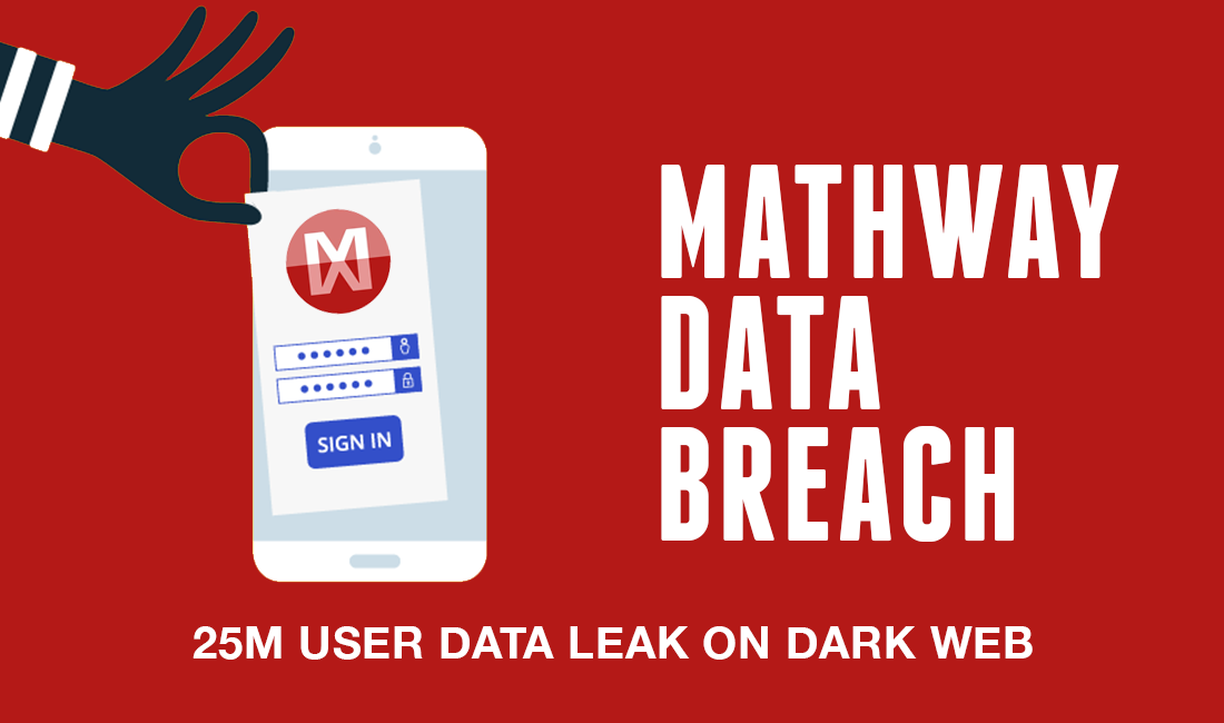 Mathway Hacked: Popular Math App Data Breach with Upto 25M User Data Leak on Dark Web