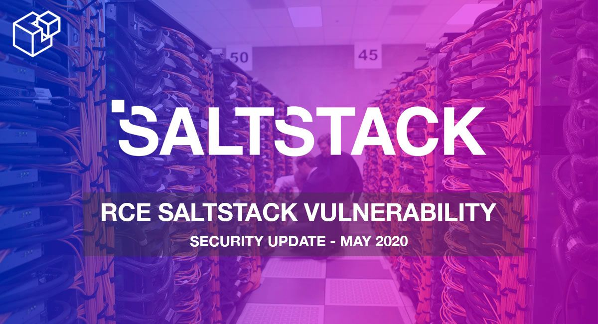 Critical SaltStack Vulnerability Gives Hackers Root Access to Cloud Servers & Data Centers