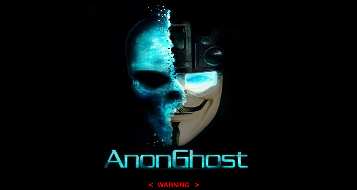 327 websites hacked by AnonGhost