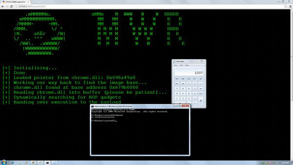 Chrome, Firefox, Java, IE10 exploited at Pwn2Own competition
