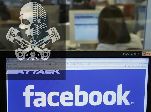 Anonymous hacker arrested for Facebook threat