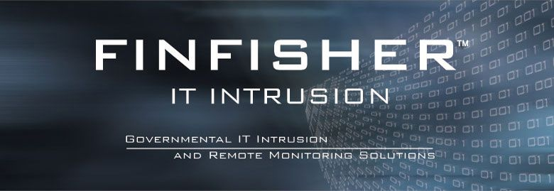 FinFisher spyware running all over the world