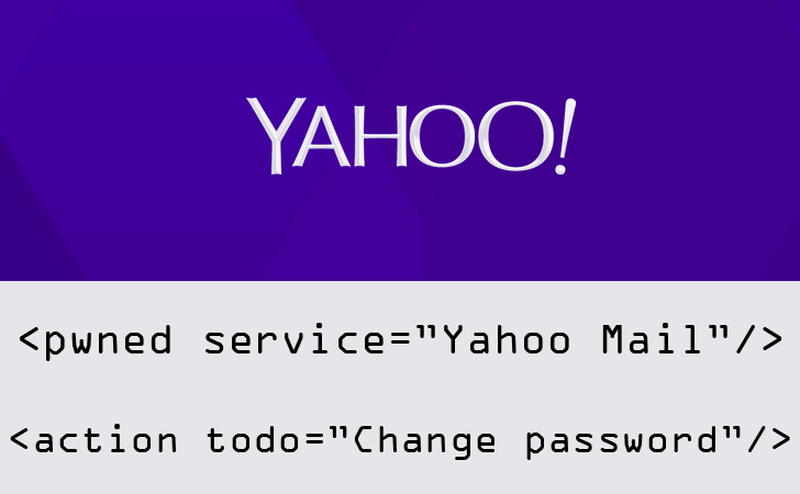 Yahoo Mail hacked; Change your account password immediately