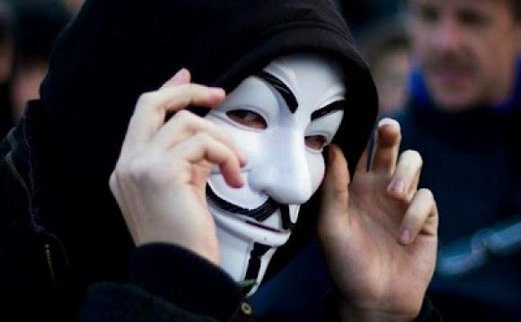 Anonymous Hacked Greek government websites