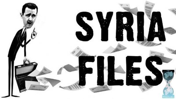 Anonymous Help WikiLeaks to get Syria Files