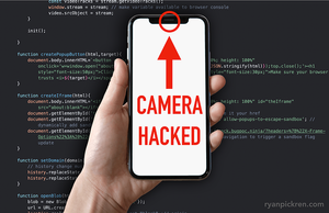 Your iPhone & Macbook Camera Can be Easily Hacked – Learn How?