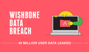 Wishbone Hacked: 40 Million User Data Leak on Dark Web