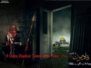 Arab cyber attackers hack Knesset website