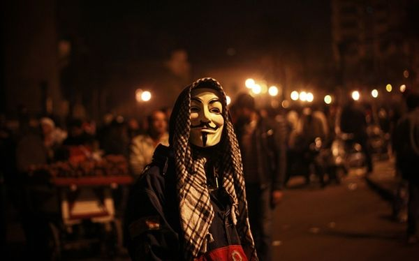 Anonymous hacked hundreds of Israeli email
