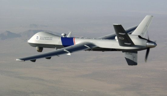 Drones can be hijacked by terrorist