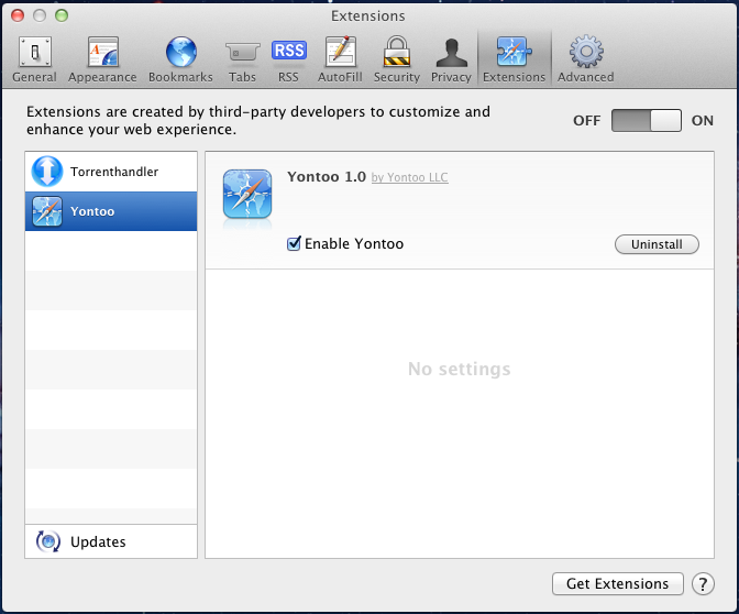 New Mac OS X adware Trojan spreading via browser plugin