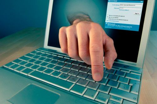 FACT : One in five logins controlled by hackers