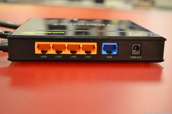 Security holes in China based Huawei routers