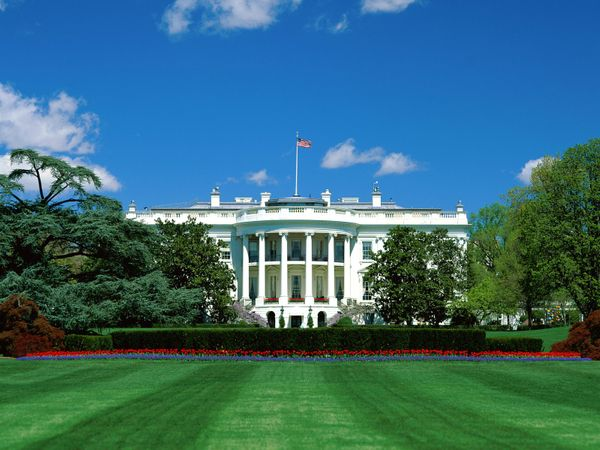 White House computer Hacked